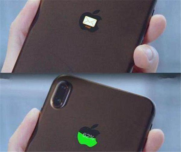 苹果logo图标要变异
