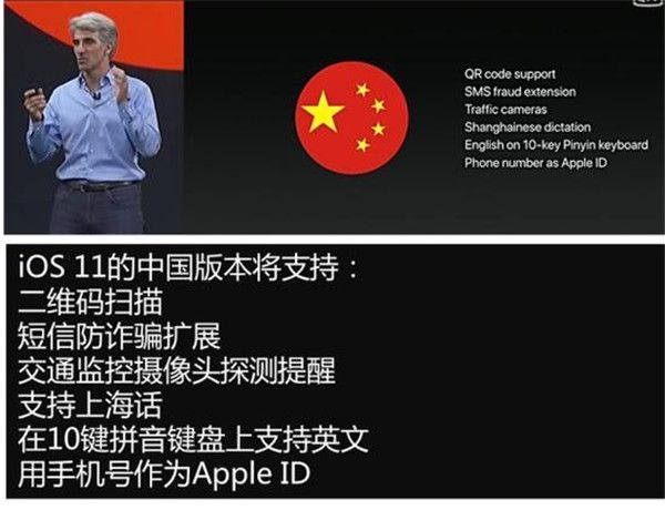 iOS 11系统功能