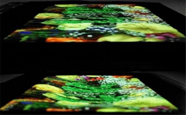 OLED柔性屏幕