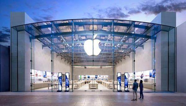 苹果零售店