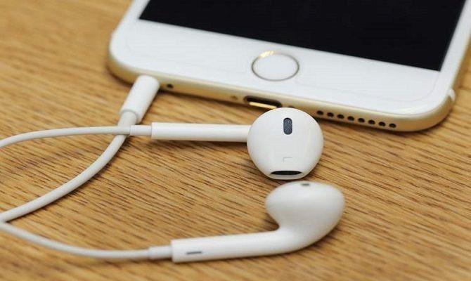 iPhone原装耳机