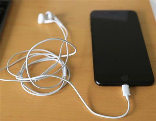 iPhone耳机远程拍照