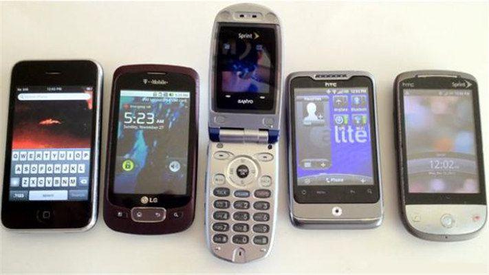 闲置手机不需要充电