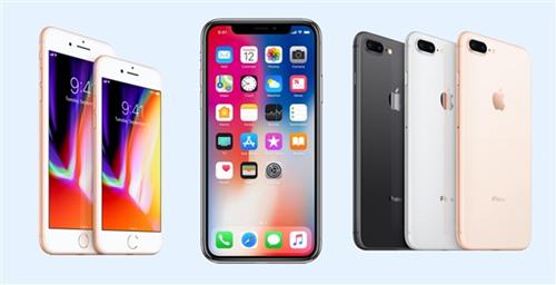 iPhone 8和iPhone X你会选择哪一个