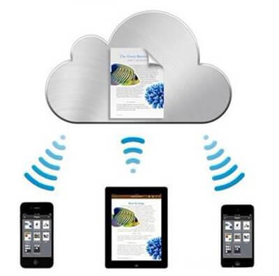iCloud云服务