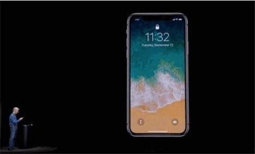 iPhone X热度