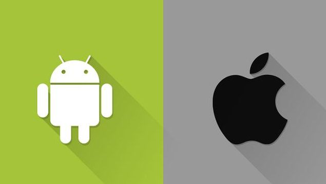iOS与Android