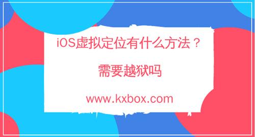 iOS虚拟定位
