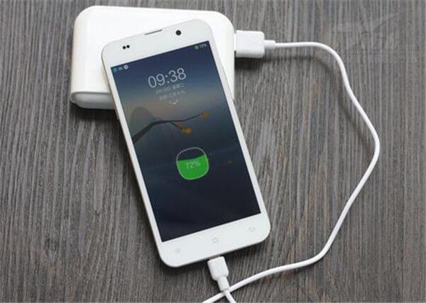 iPhone接入电源