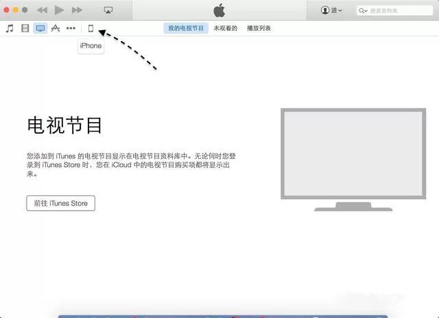 iPhone 图标