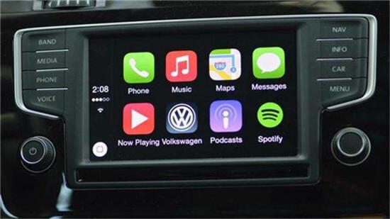 CarPlay智能车载系统