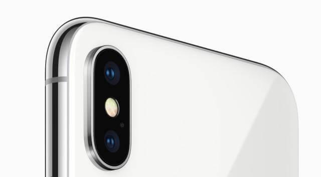 iphone X的五项黑科技
