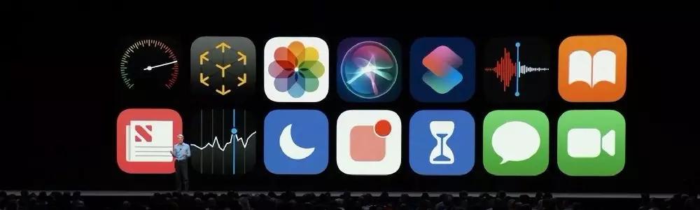 iOS12发布