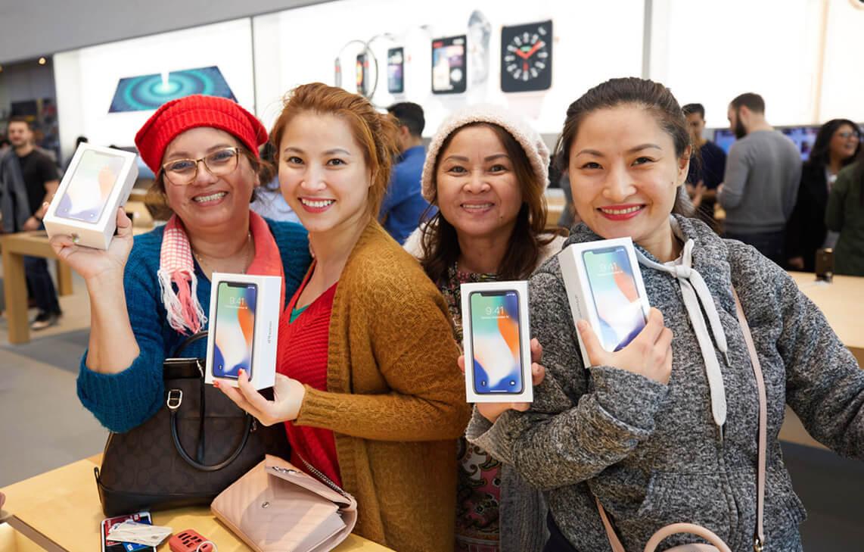 新款iPhone来临很多用户愿意更新换代:苹果手机的销量有可能高于预期?