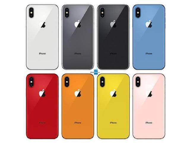 """新iPhone X将在9月正式发布!苹果8降至""""华为价"""""""