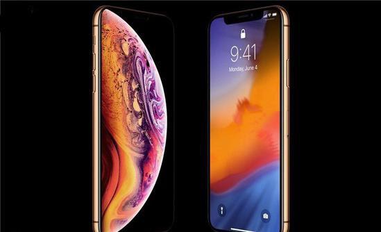 新iPhone XS金色版渲染图:苹果手机iPhone XS行星星球壁纸分享