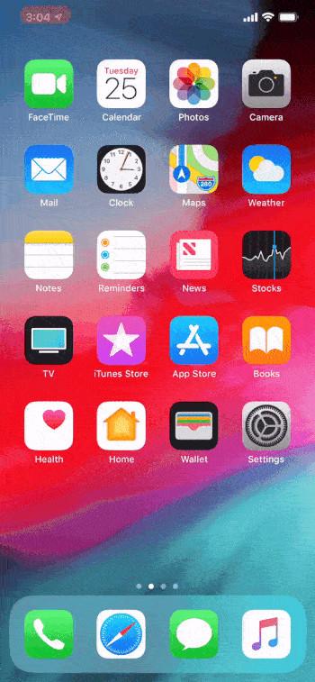 iPhone XS/XS Max/XR怎么快速截图呢?iPhone XS/XS Max iOS系统无法充电怎么办?
