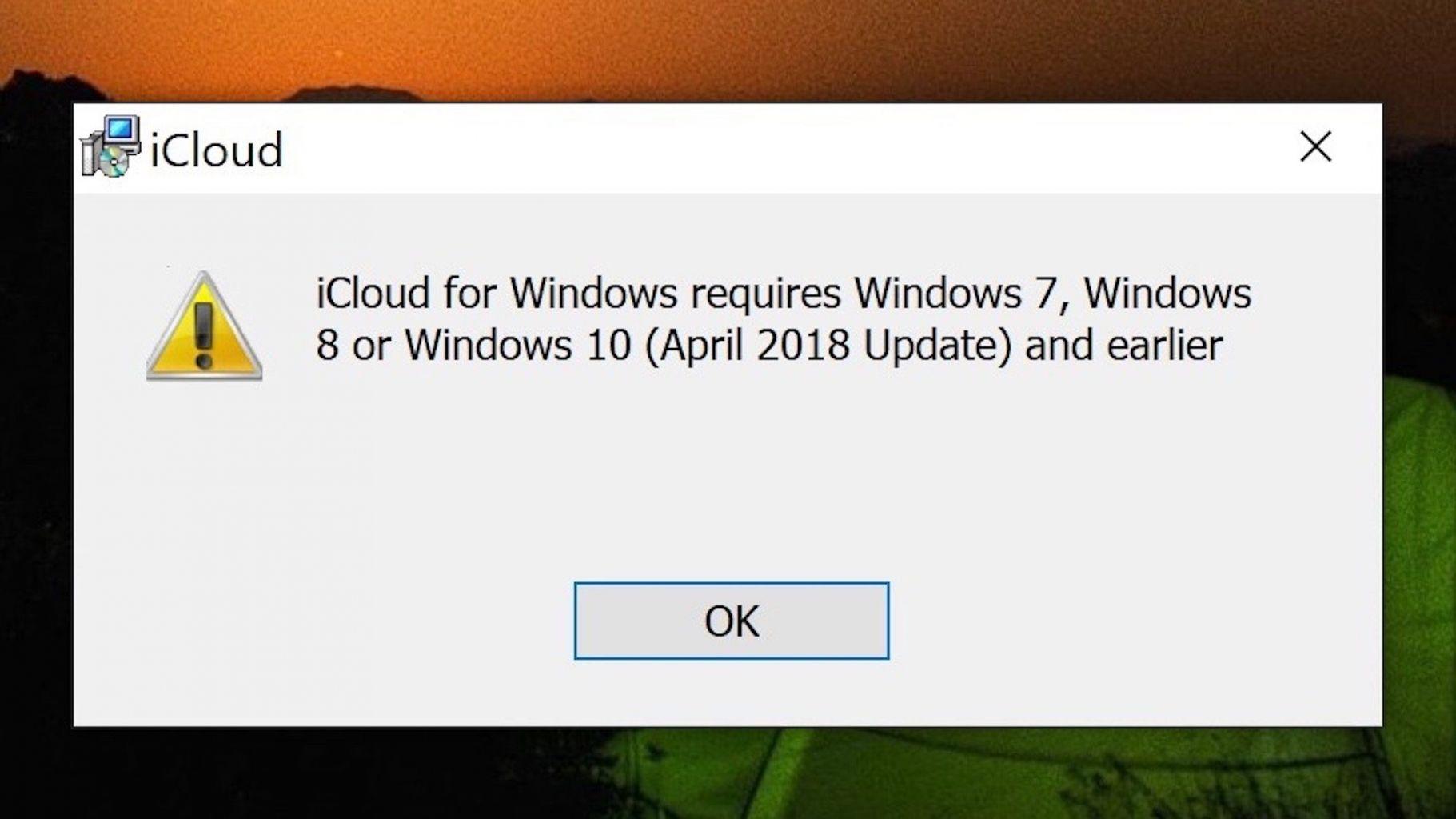 苹果和微软合作解决Win版iCloud兼容问题